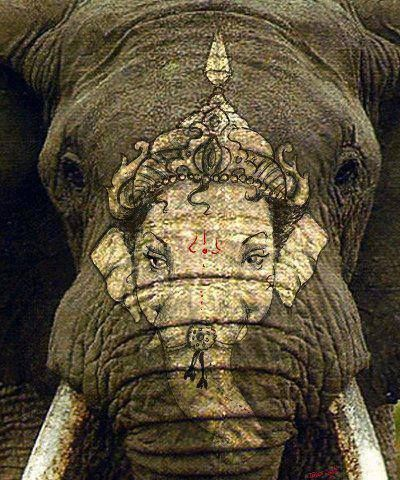Ganesh is the most loved god among the Hindus. His large head invites us to…
