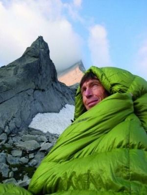 Tim Macartney-Snape during the first Australian expedition to reach the summit of Mt Everest on October 3, 1984.