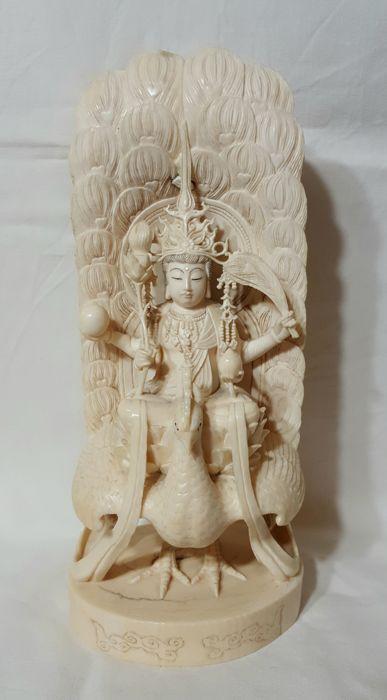 Ivory okimono - Japan, early 20th Century (Meiji Era)