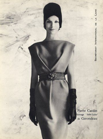 Pierre Cardin 1960 Fashion Photography