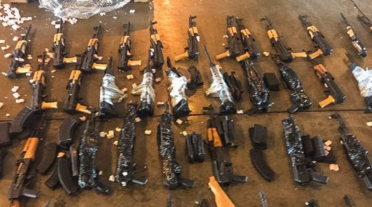 60 Assault Rifles Found Hidden Onboard Miami-Rio Flight #news #alternativenews