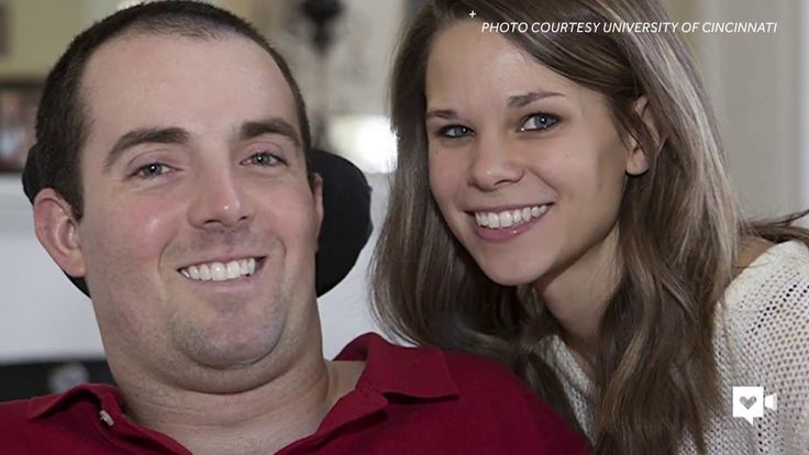 Car accident leads to love story for quadriplegic