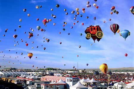 festival del globo   Leon. Gto.