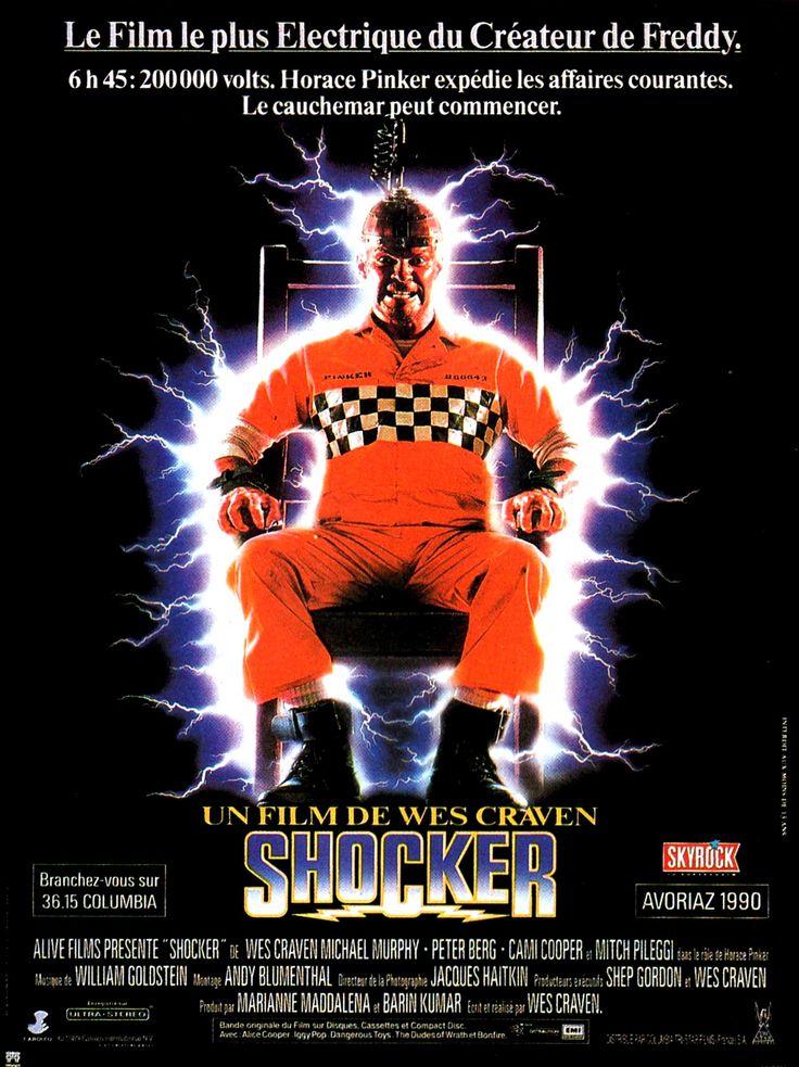Shocker (1989) (France)