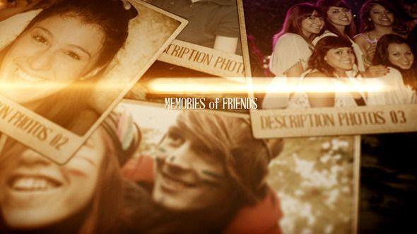Memories of Friends