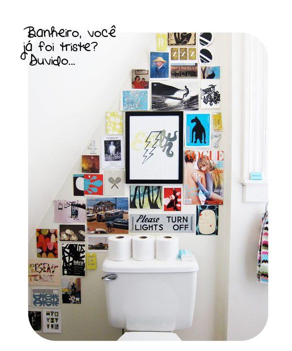 ACHADOS DE DECORAÇÃO - blog de decoração: BANHEIROS E LAVABOS