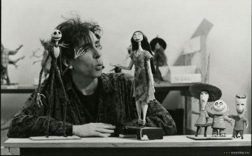 Tim Burton: This Man, Movie, Jack O'Connel, Tim Burton, People, Corps Bride, Nightmare Before Christmas, Sally, Timburton