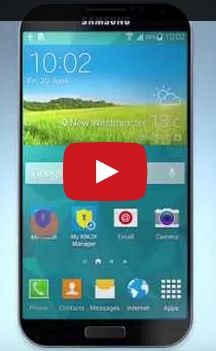 A new device showed up in a video about how to install My Knox on a device at the end of December 2014. This new device shows off a totally new edge-to-edge display screen with very thin top and bottom bezels.  For more news..  http://daily.bhaskar.com/news-ht/GAD-first-leaked-pic-of-samsung-galaxy-s6-4862686-NOR.html