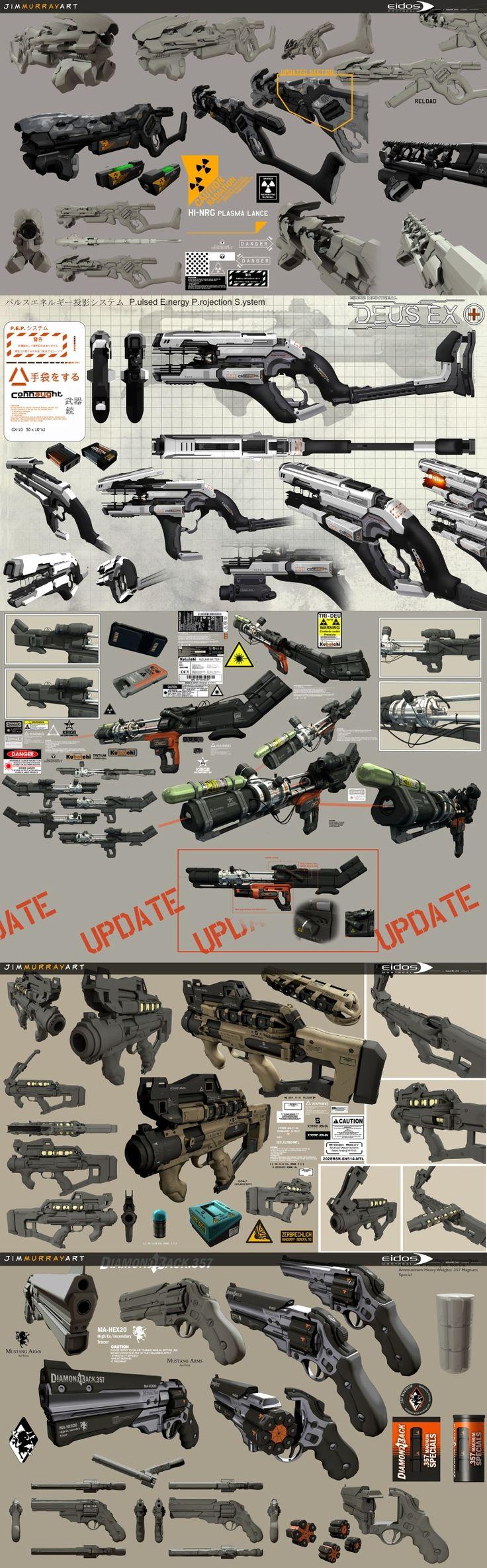 Deus Ex: Human Revolution - artbook