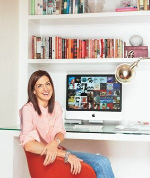 alcove office. 4 superorganized women spill their secrets alcove office