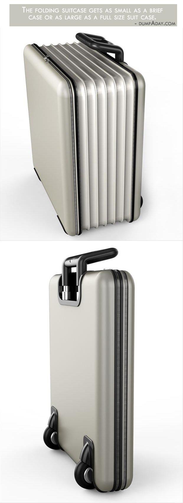 Genius suitcase