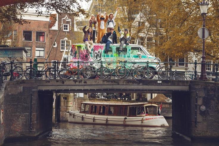 Cropp's Amsterdam Trip Cropp's Amsterdam Trip #cropp #amsterdam #cropptown #cityrulez