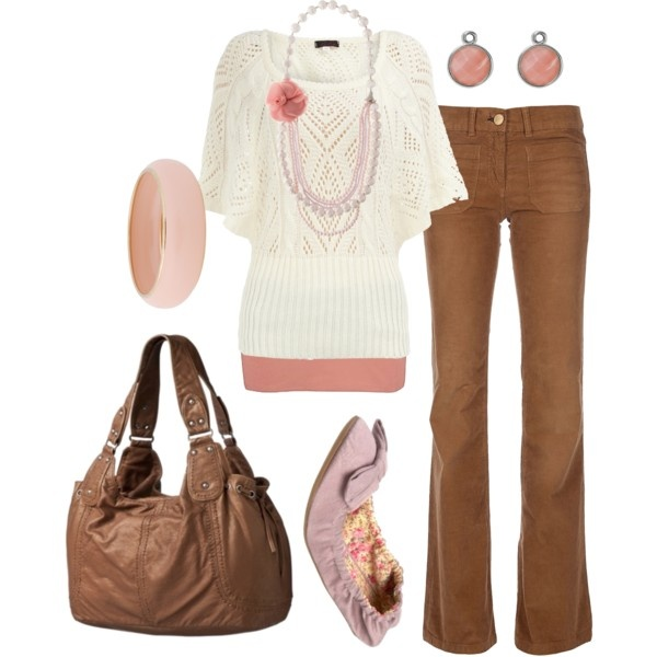 feeling flirty, created by htotheb on Polyvore