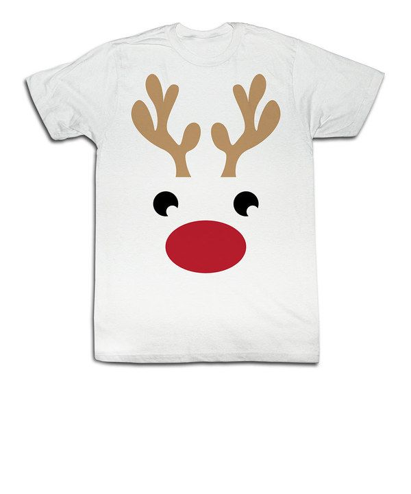 Take a look at this White Reindeer Tee - Toddler & Kids on zulily today!