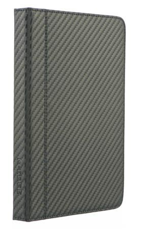 Carbon Fibre, what could be stronger?  EreadersRus  - M-edge Go! Jacket for Kindle, Kobo Touch and Sony PRS T2, AUD34.95 (http://www.ereadersrus.com.au/m-edge-go-jacket-for-kobo-touch-and-sony-prs-t2/)