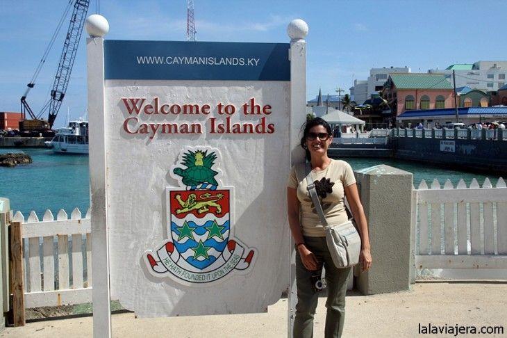 George Town, capital de Gran Caimán