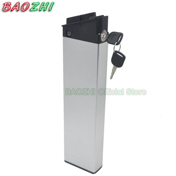 "high Power electric folding bike battery 36V 17AH 26"" Mountain Fat E-Bike battery use for Panasonic cells for Llobe City2 Akku"