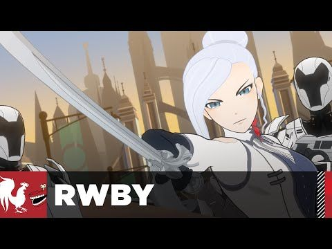RWBY Volume 3, Chapter 3: It's Brawl in the Family - YouTube