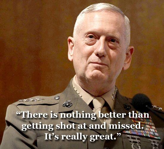 General Mattis Quotes 4