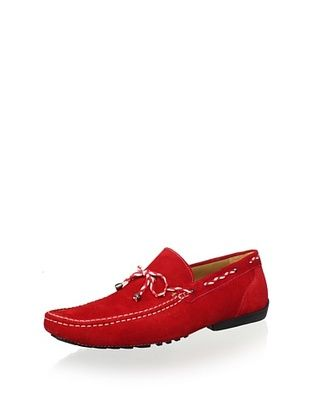 66% OFF Mezlan Men's Slip-On Driver (Red)