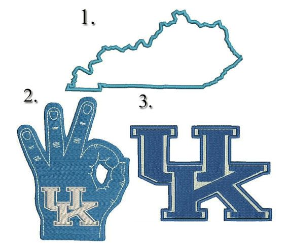 UK Embroidery Pack by TheMooseBaby on Etsy, $6.00