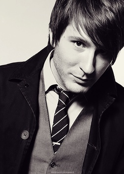 Adam Young from Owl City! OHMYGOSH if I was at an Owl City concert I would freak!