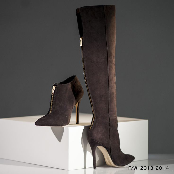 Sante Booties Heel Fall/Winter 13-14 Collection. Discover it on: www.santeshoes.gr