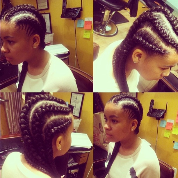 Surprising 1000 Images About Cornrows On Pinterest Cornrow Braids And Hairstyle Inspiration Daily Dogsangcom