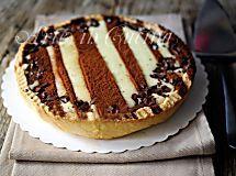 Semifreddo alla nocciola e cioccolato, ricetta facile, torta gelato bigusto, dessert dopo pranzo, cena, dolce fresco estivo, torta fredda, dolce per ospiti, feste