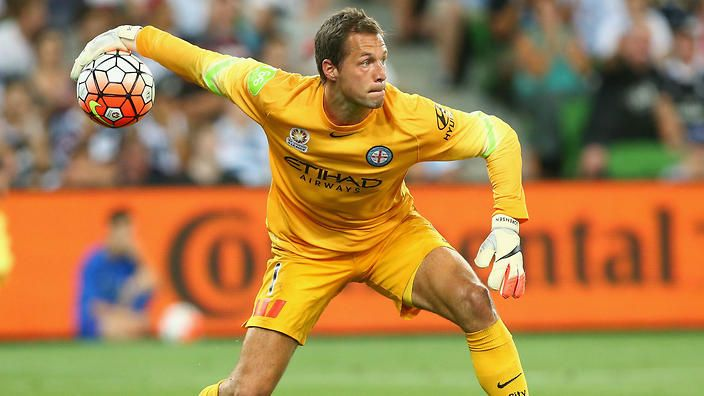 Well-played Thomas Sorensen. Hopefully you do stay on with Melbourne City FC in a coaching capacity. #ALeague