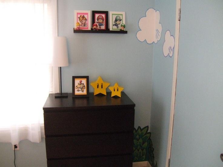 Baby Mario Nursery 10