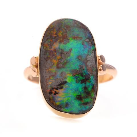 BOULDER OPAL -SOLD! | Emily Amey Jewelry