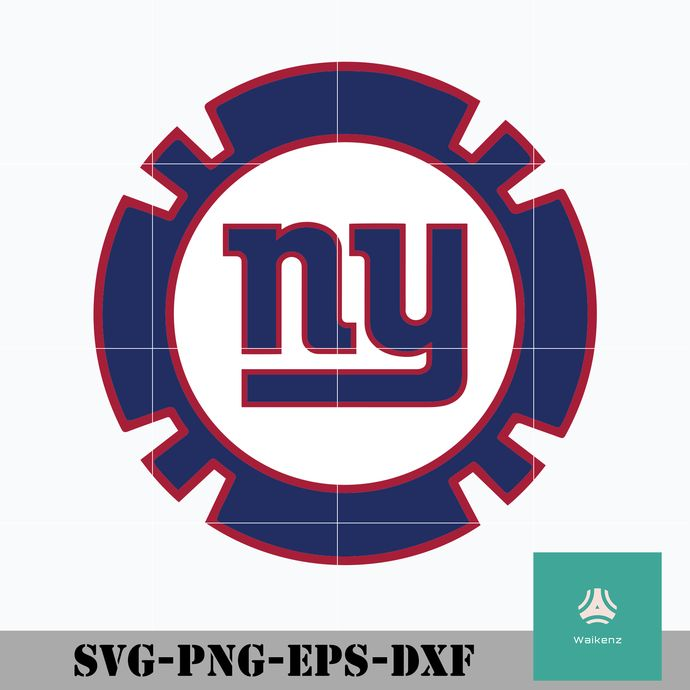New York Giants Token Logo Svg New York Giants Svg Giants Svg Nfl Svg Png Dxf Eps Digital File New York Giants New York Giants Logo Logos