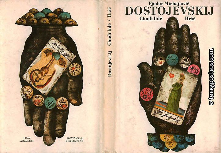 Book Cover for Dostojevskij by Karal Teissig