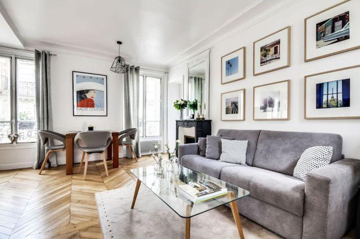 7 дизайн-секретов маленькой парижской квартиры