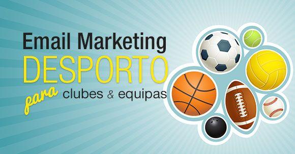 Saiba como as equipas desportivas usam o email marketing para interagir com os fans de forma automatica e melhorar a relação com os adeptos. http://designportugal.net/email-marketing-para-equipas-desportivas/