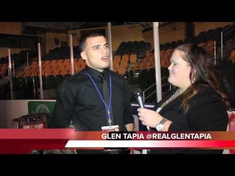 GLEN TAPIA SPEAKS ON UPCOMING FIGHT IN LAS VEGAS