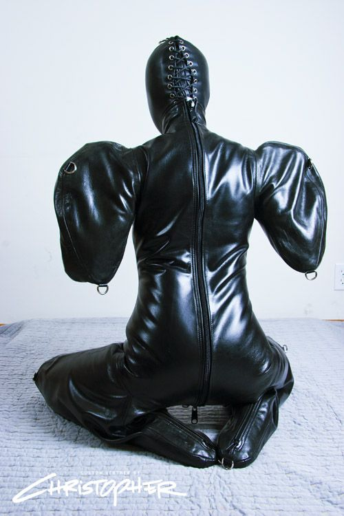 latex bitchsuit