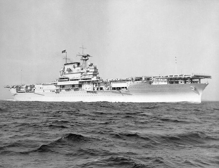 USS Yorktown (CV-5) - Portaerei Classe Yorktown -Entrata in servizio 30 settembre 1937 - Dislocamento 20.191 t (standard) 25.893 t (pieno carico) Lunghezza Linea di galleggiamento: 232 m Globale: 246,7 m Larghezza Linea di galleggiamento: 25,4 m Globale: 33,4 m Altezza 45 m Pescaggio 7,9 m 120.000 CV Velocità 32,5 nodi (61 km/h) Autonomia 12.5000 mn a 15 nodi (23.150 km a 28 km/h) Equipaggio 2.200 marinai + personale di volo - Affondata a Midway