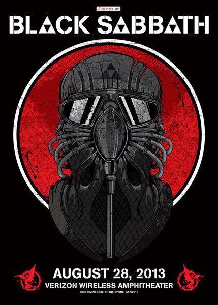 Black Sabbath - Samuel Ho - 2013 ----