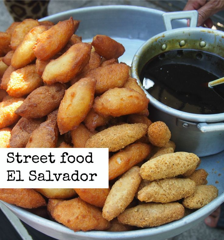 Street Food El Salvador Central America . A week of exploring El Salvador, it's a great little country! http://worldtravelfamily.com