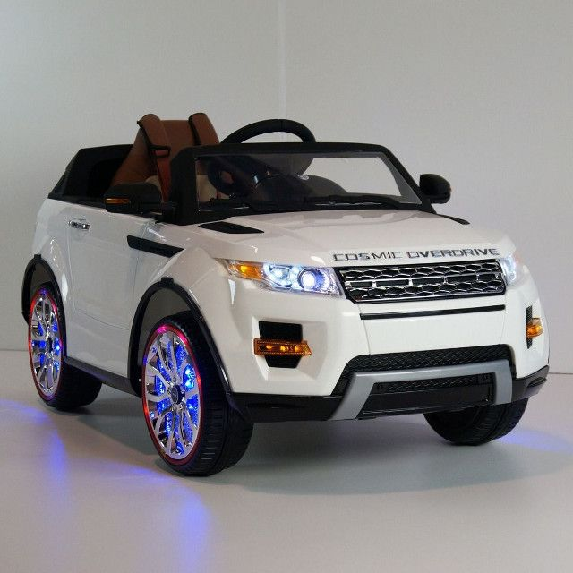 Toy Cars That You Can Drive >> This Range Rover Style Kids Ride On Car Has Amazing Features Like