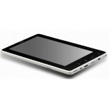 """Tursion 7"""" Capacitive A10 Tablet PC 4.0 Android 8GB WiFi 3G MID Allwinner 8GB White"""
