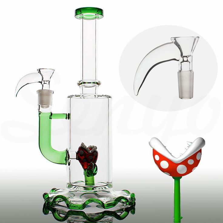 2017 New desgin corpse flower glass water bongs smoking pipes with honeycomb percolator oil rig glass bong for smoking bongs