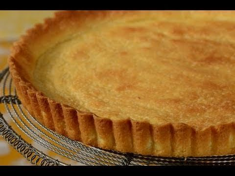Shortbread Crust Recipe Demonstration - Joyofbaking.com