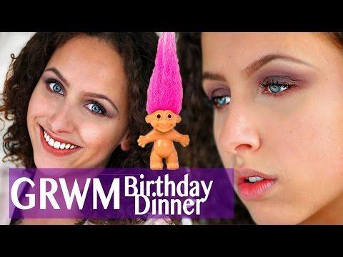 Get ready with me! #grwm #beauty #tutorial #makeup #mua #youtube #beautyyoutube