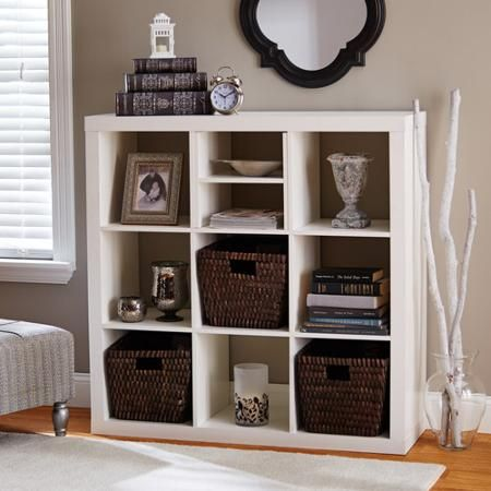 Better Homes and Gardens Cube Storage Shelf, H, Multiple Colors - Walmart.com