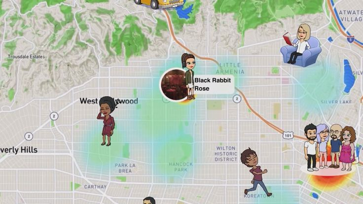"LITTLE ROCK, Ark. (KTHV) - Your kids' favorite social media app has a new hidden feature they might miss if you don't pay close attention. Snapchat's new ""Snap Map"" allows people to see what you're up to and where you are."