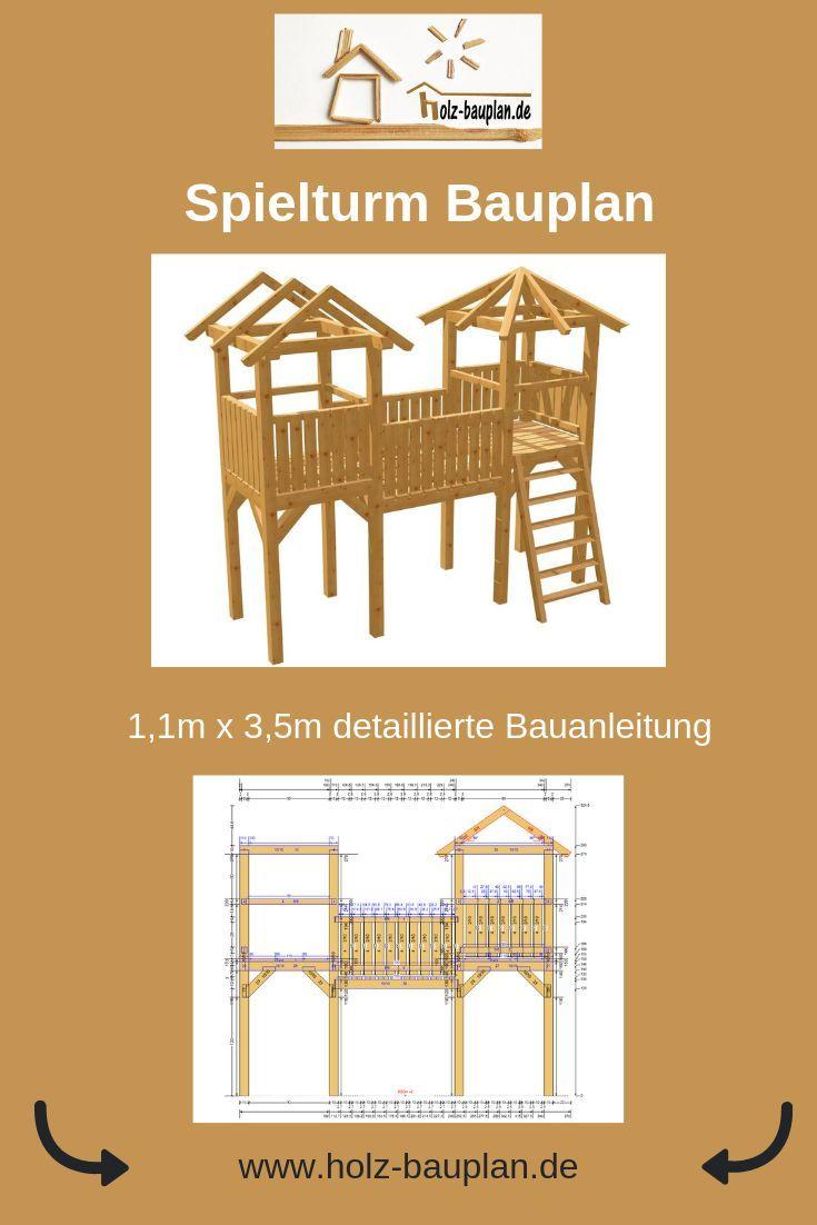 Stelzenhaus Bauanleitung Klettergerüst Selber Bauen Bauanleitung