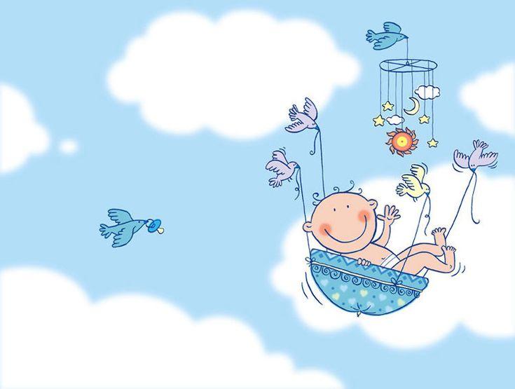 С рождением дочки картинки прикольные с приездом домой после родов